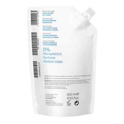 Eubos Flüssig blau Nachfüllpackung unparfüm.  bei juvalis.de bestellen