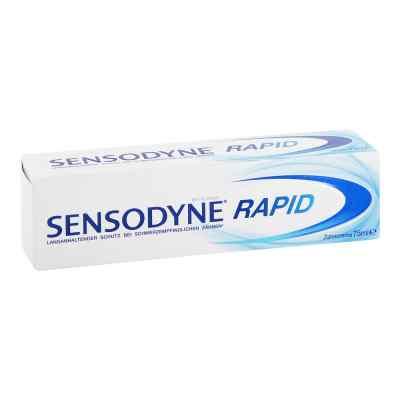 Sensodyne Rapid Zahnpasta  bei juvalis.de bestellen