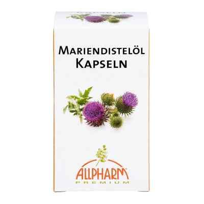 Mariendistel öl 500 mg Kapseln  bei juvalis.de bestellen
