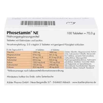 Phosetamin Ne Tabletten  bei juvalis.de bestellen