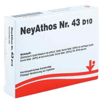 Neyathos Nummer 4 3 D10 Ampullen  bei juvalis.de bestellen