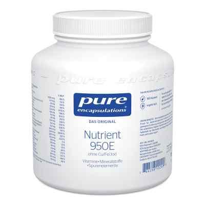 Pure Encapsulations Nutrient 950e ohne Cu/Fe/Jod K.  bei juvalis.de bestellen