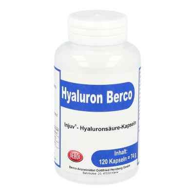 Hyaluron Berco Injuv Kapseln  bei juvalis.de bestellen