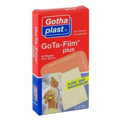 Gota Film plus 3,8x3,8cm Pflaster  bei juvalis.de bestellen