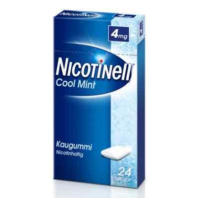 Nicotinell 4mg Cool Mint  bei juvalis.de bestellen