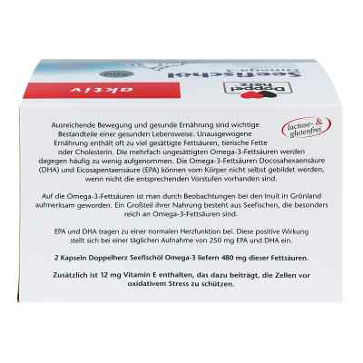 Doppelherz Seefischöl Omega-3 800 mg Kapseln  bei juvalis.de bestellen