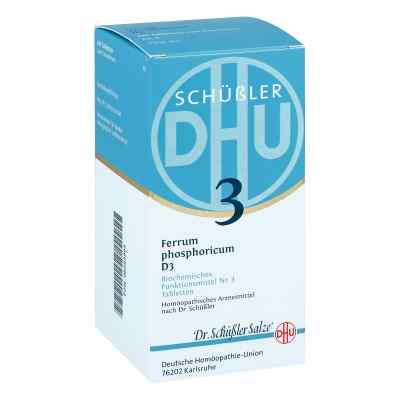 Biochemie Dhu 3 Ferrum phosphorus D3 Tabletten  bei juvalis.de bestellen