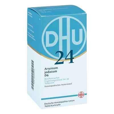 Biochemie Dhu 24 Arsenum jodatum D6 Tabletten  bei juvalis.de bestellen