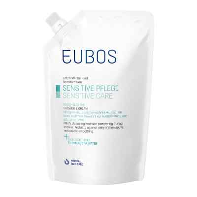Eubos Sensitive Dusch & Creme Nachfüllbtl.  bei juvalis.de bestellen