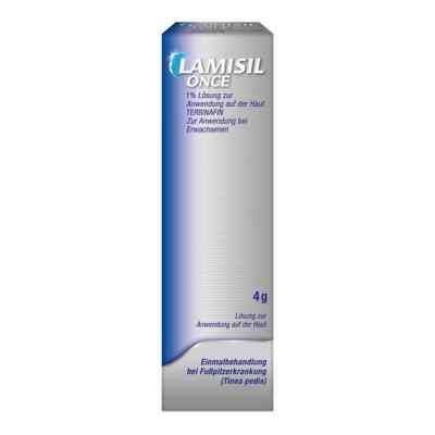 Lamisil Once 1% zur Anwendung auf der Haut  bei juvalis.de bestellen