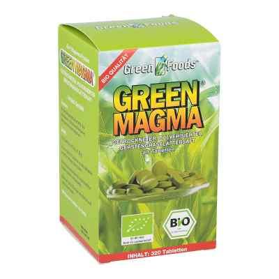 Green Magma Gerstengrasextrakt Tabletten  bei juvalis.de bestellen