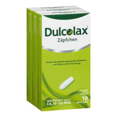 Dulcolax Zäpfchen bei Verstopfung  bei juvalis.de bestellen