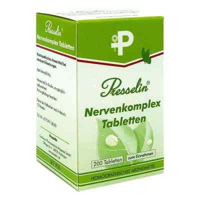 Presselin Nervenkomplex Tabletten  bei juvalis.de bestellen