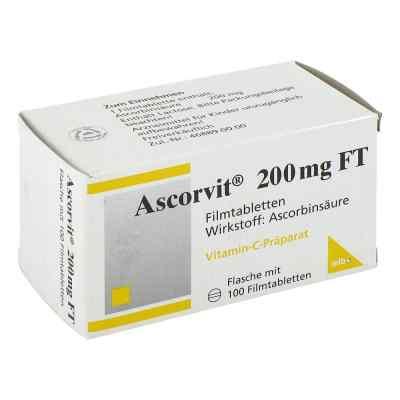 Ascorvit 200 mg Ft Filmtabletten  bei juvalis.de bestellen