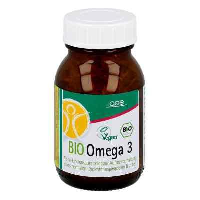 Omega 3 Perillaöl biologische Kapseln  bei juvalis.de bestellen