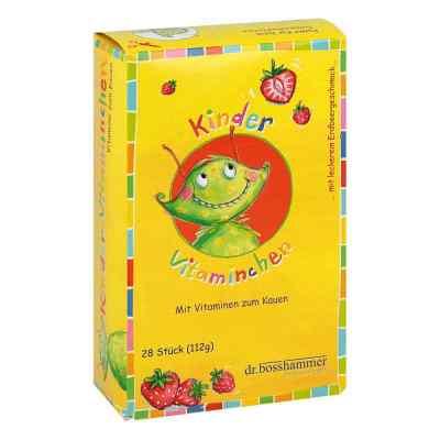 Kinder Vitaminchen Bonbons  bei juvalis.de bestellen