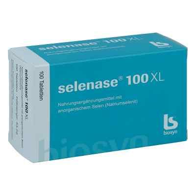 Selenase 100 Xl Tabletten  bei juvalis.de bestellen