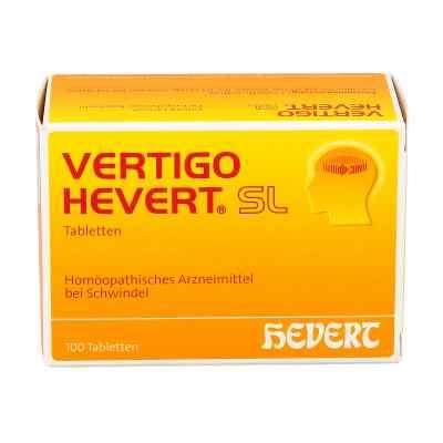 Vertigo Hevert Sl Tabletten  bei juvalis.de bestellen