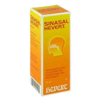 Sinasal Hevert Tropfen  bei juvalis.de bestellen