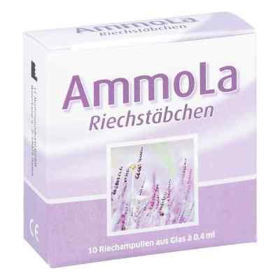 Ammola Riechstäbchen Riechampullen  bei juvalis.de bestellen