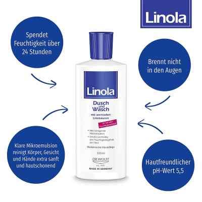 Linola Dusch und Wasch  bei juvalis.de bestellen