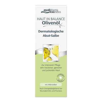Haut In Balance Olivenöl Derm.akut Salbe  bei juvalis.de bestellen