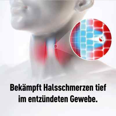 DOBENDAN Direkt bei Halsschmerzen & Schluckbeschwerden  bei juvalis.de bestellen