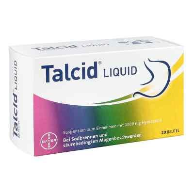 Talcid Liquid bei Sodbrennen  bei juvalis.de bestellen