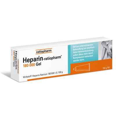Heparin-ratiopharm 180000  bei juvalis.de bestellen