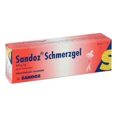Sandoz Schmerzgel  bei juvalis.de bestellen