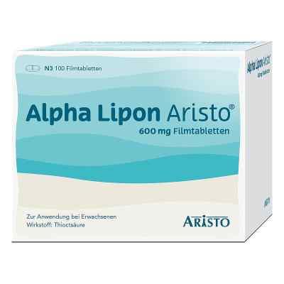 Alpha Lipon Aristo 600mg  bei juvalis.de bestellen