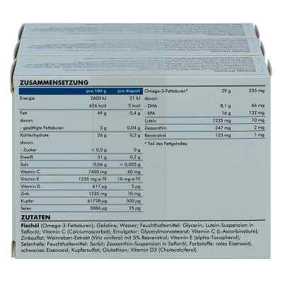Nutrof Omega Kapseln  bei juvalis.de bestellen