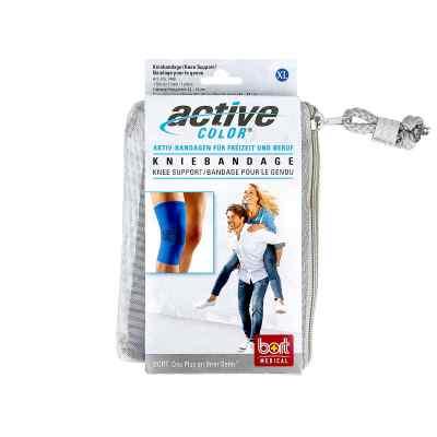 Bort Activecolor Kniebandage x-large blau  bei juvalis.de bestellen