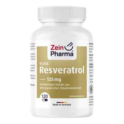 Resveratrol 125 Caps  bei juvalis.de bestellen