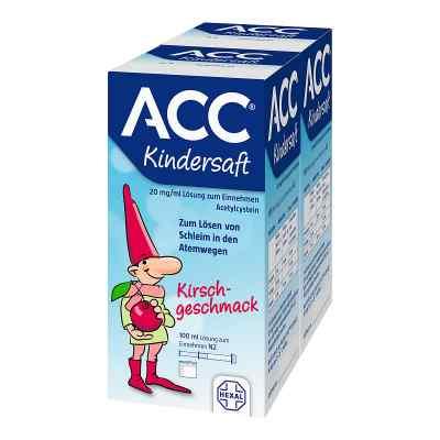 ACC Kindersaft  bei juvalis.de bestellen