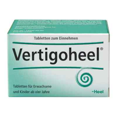 Vertigoheel Tabletten  bei juvalis.de bestellen