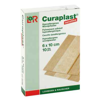 Curaplast sensitive Wundschn.verband 6x10cm  bei juvalis.de bestellen
