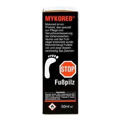 Mykored gegen Fuss- und Nagelpilz  bei juvalis.de bestellen