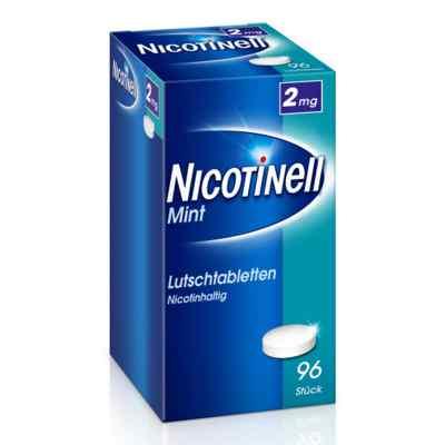 Nicotinell 2mg Mint  bei juvalis.de bestellen