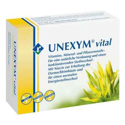Unexym Vital Tabletten  bei juvalis.de bestellen