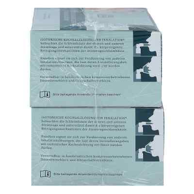 Isotonische Kochsalzlösung zur Inhalation  bei juvalis.de bestellen