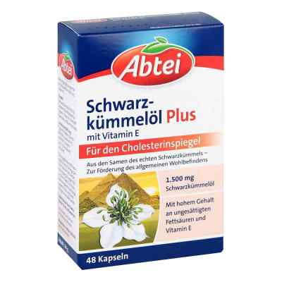 Abtei Schwarzkümmelöl Plus Kapseln  bei juvalis.de bestellen