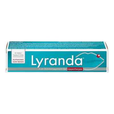 Lyranda Kautabletten  bei juvalis.de bestellen