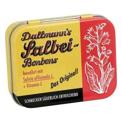Dallmann's Salbeibonbons Dose  bei juvalis.de bestellen