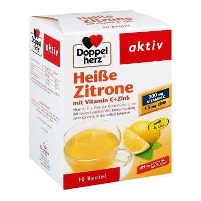 Doppelherz Heisse Zitrone Vitamin C + Zink Granula  bei juvalis.de bestellen
