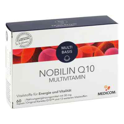 Nobilin Q10 Multivitamin Kapseln  bei juvalis.de bestellen