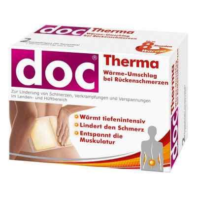 Doc Therma Wärme-umschlag bei Rückenschmerzen  bei juvalis.de bestellen