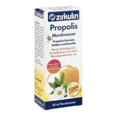 Zirkulin Propolis Mundwasser  bei juvalis.de bestellen