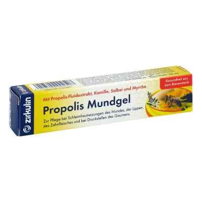Zirkulin Propolis Mundgel  bei juvalis.de bestellen