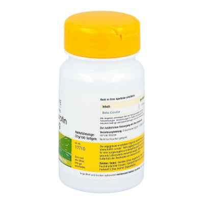 Beta Carotin Kapseln 15 mg natürlich  bei juvalis.de bestellen